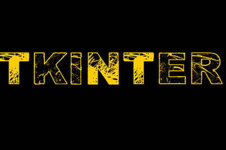 tkinter 笔记(一)创建第一个界面程序